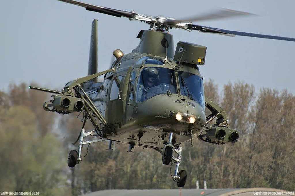 Two armed AW-109Es are expected to be delivered within the third quarter of 2014 (photo : thepeakorp)