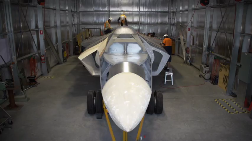 JSF Model 'Iron Bird' Commissioned to Study Electromagnetic Effects