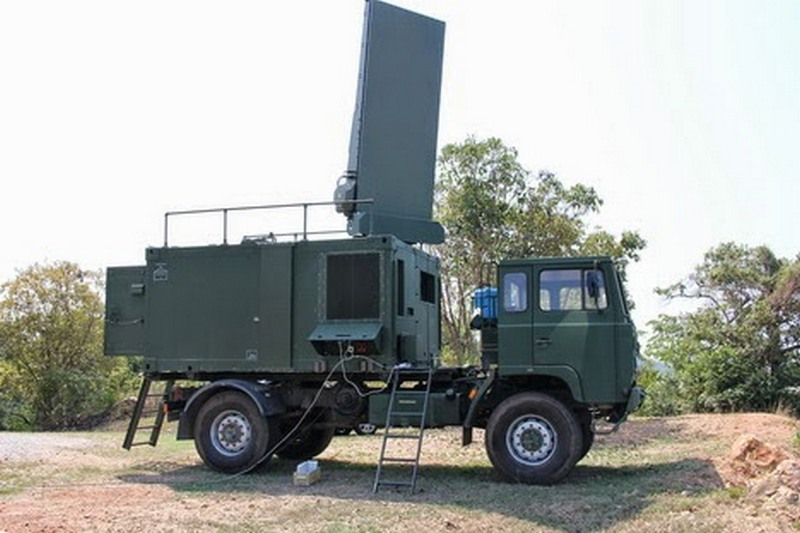 Royal Thai Navy Signed Contract for Procurement of Saab Arthur Weapon Locating Radar