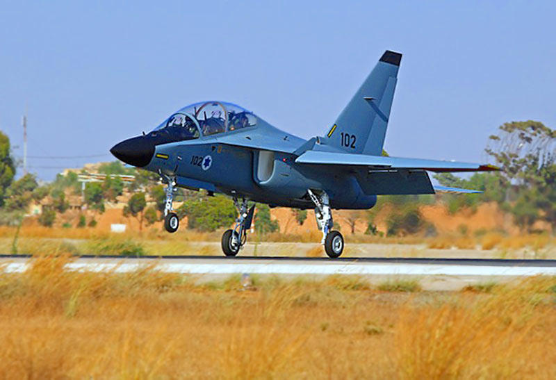 M-346 Master advanced training aircraft