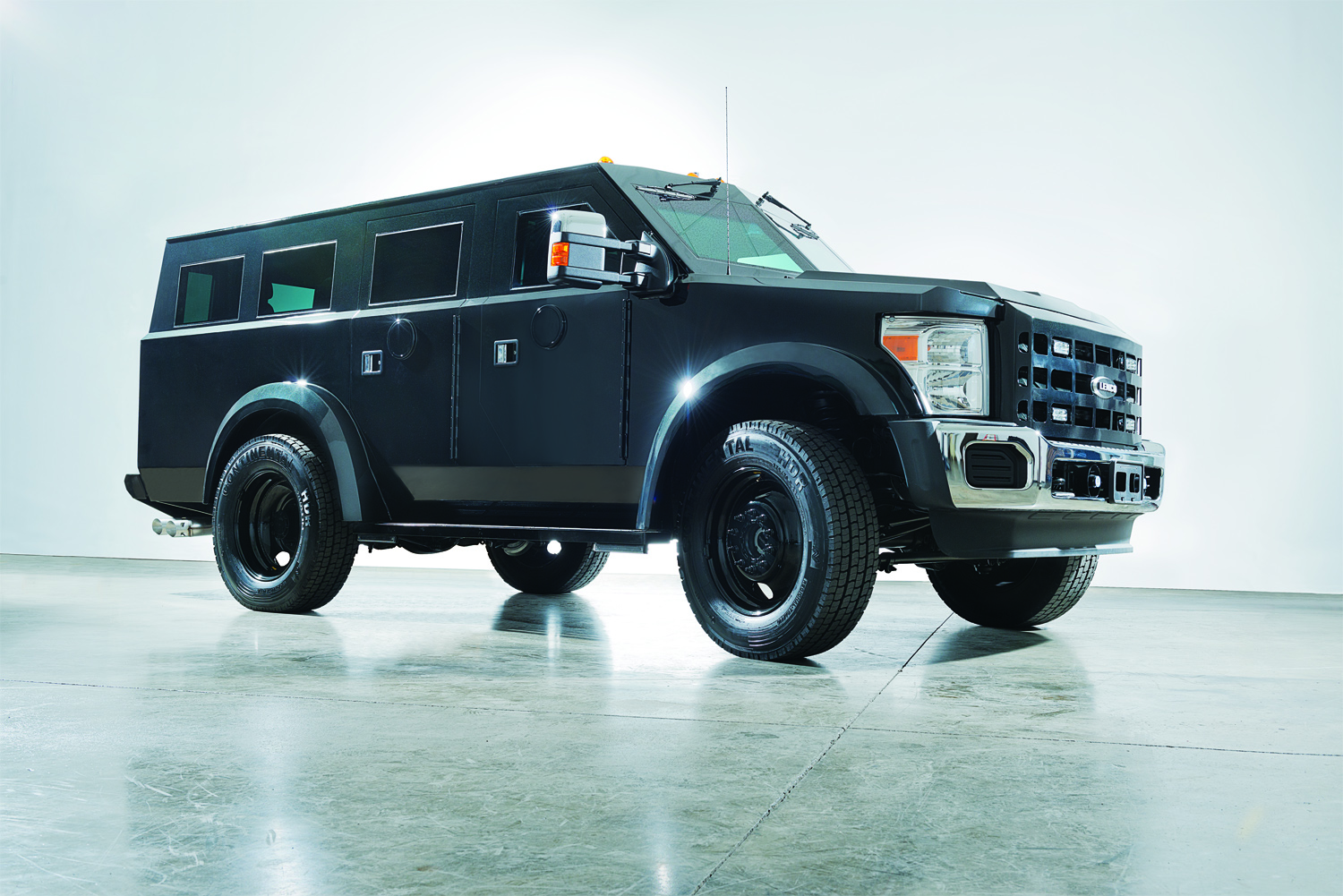 BearCat® Tactical SUV