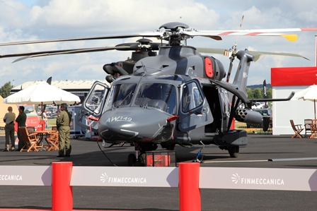 AW149 Achieves Military Certification