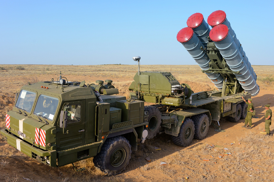 Russia signals nod to sale of S-400 anti-aircraft missile to China