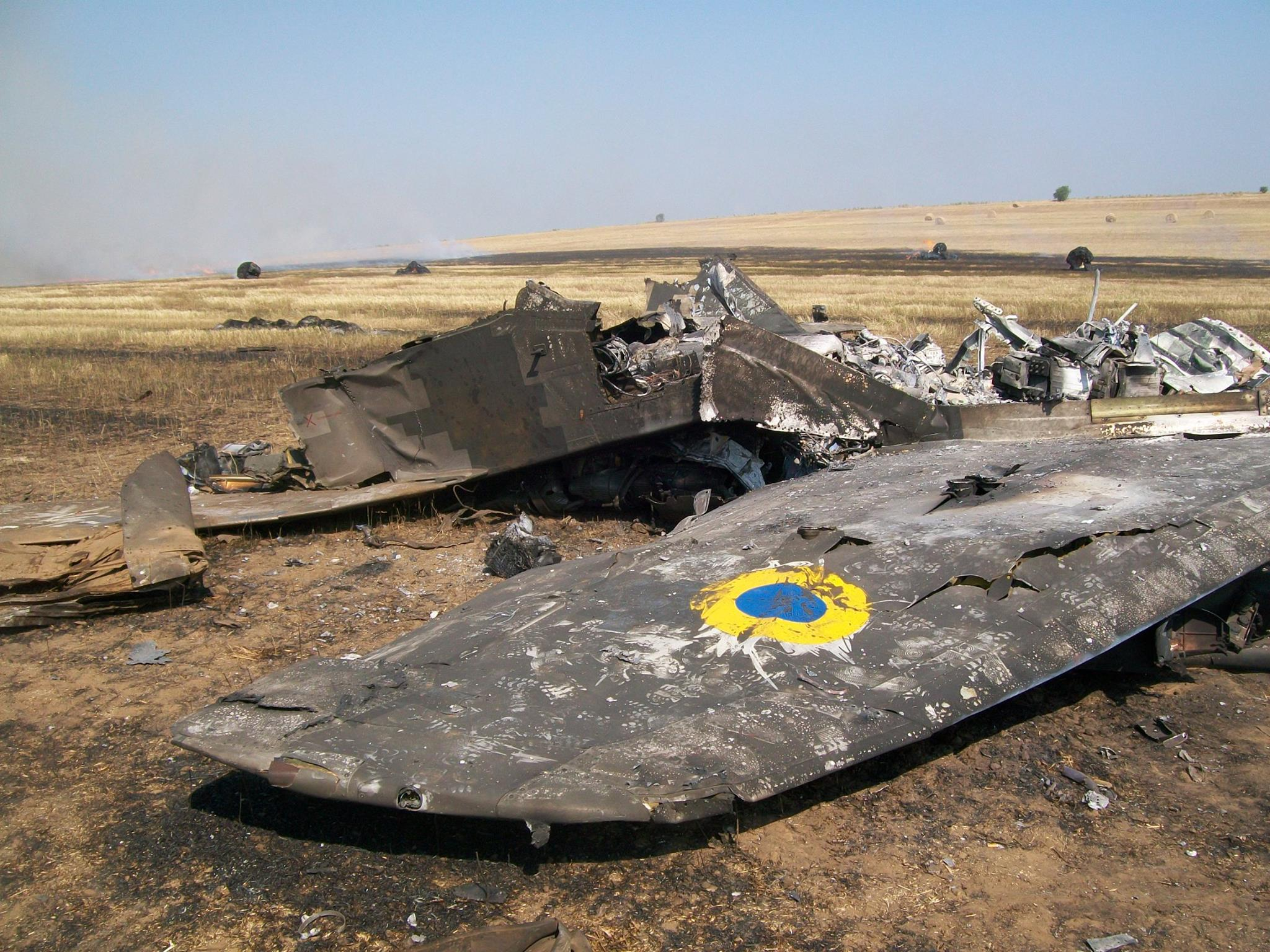 Ukrainian Air Force Has Lost 18 Combat Aircraft in Fighting With Rebels Since April 2014