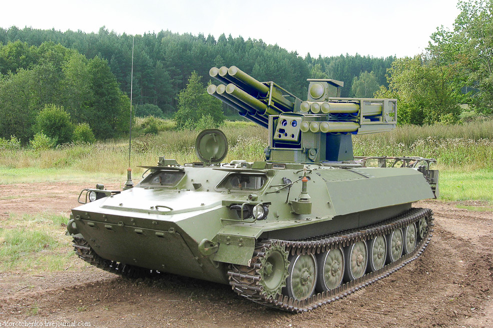 "India will buy the new Russian air defense systems ""Sosna"""