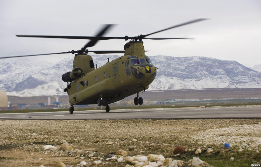 Boeing eyes possible Chinook helicopter sale to Brazil