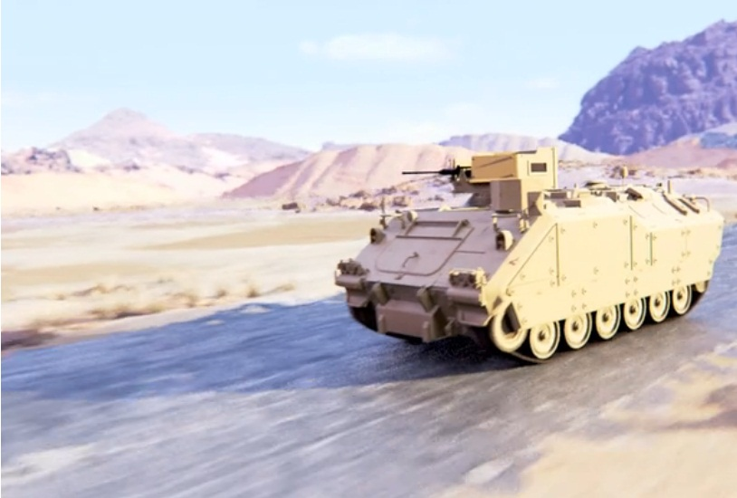 US Army Evaluating Under-Vehicle Threat Protection System