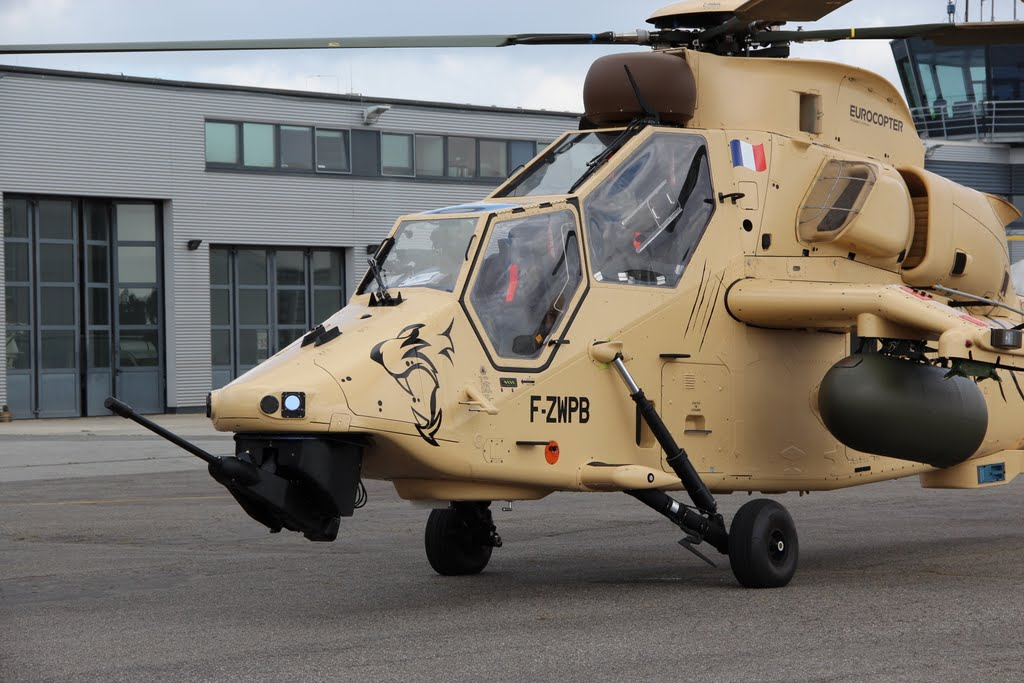 Airbus Helicopters Delivers First Tiger HAD Block 2 Attack Helicopters to the French Army