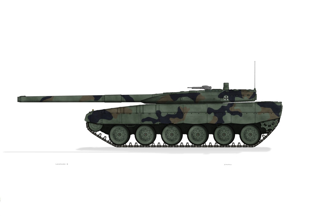 German Parliament Approved a Proposal to Develop a Next Generation  Tank