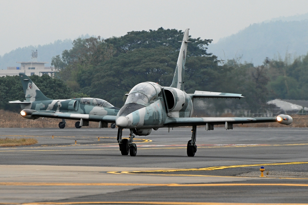 Royal Thai Air Force Aero L-39ZA-ART Albatros
