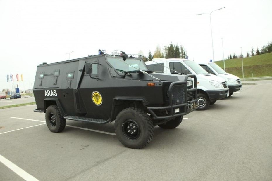 Dzik Multipurpose Armoured Vehicle
