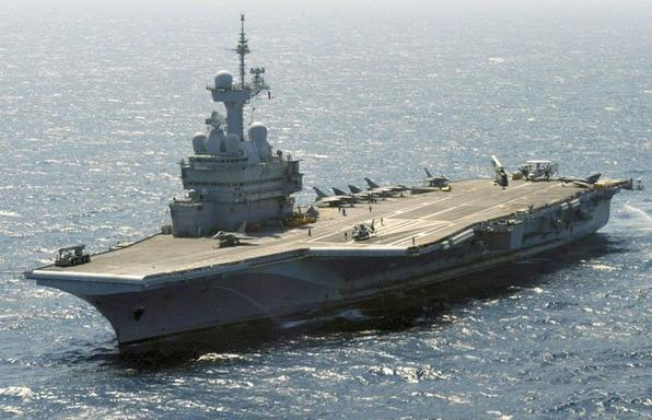 French Carrier to Deploy to Indian Ocean, Could Join ISIS Fight