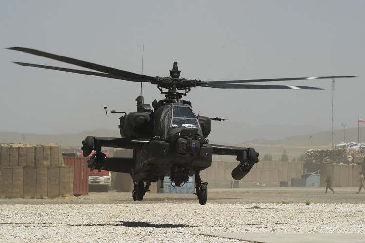 Boeing  was awarded a $295M   contract for eight AH64E Apache  for Indonesia