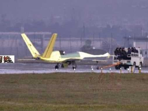China May Have Just Unveiled A New Stealth Drone