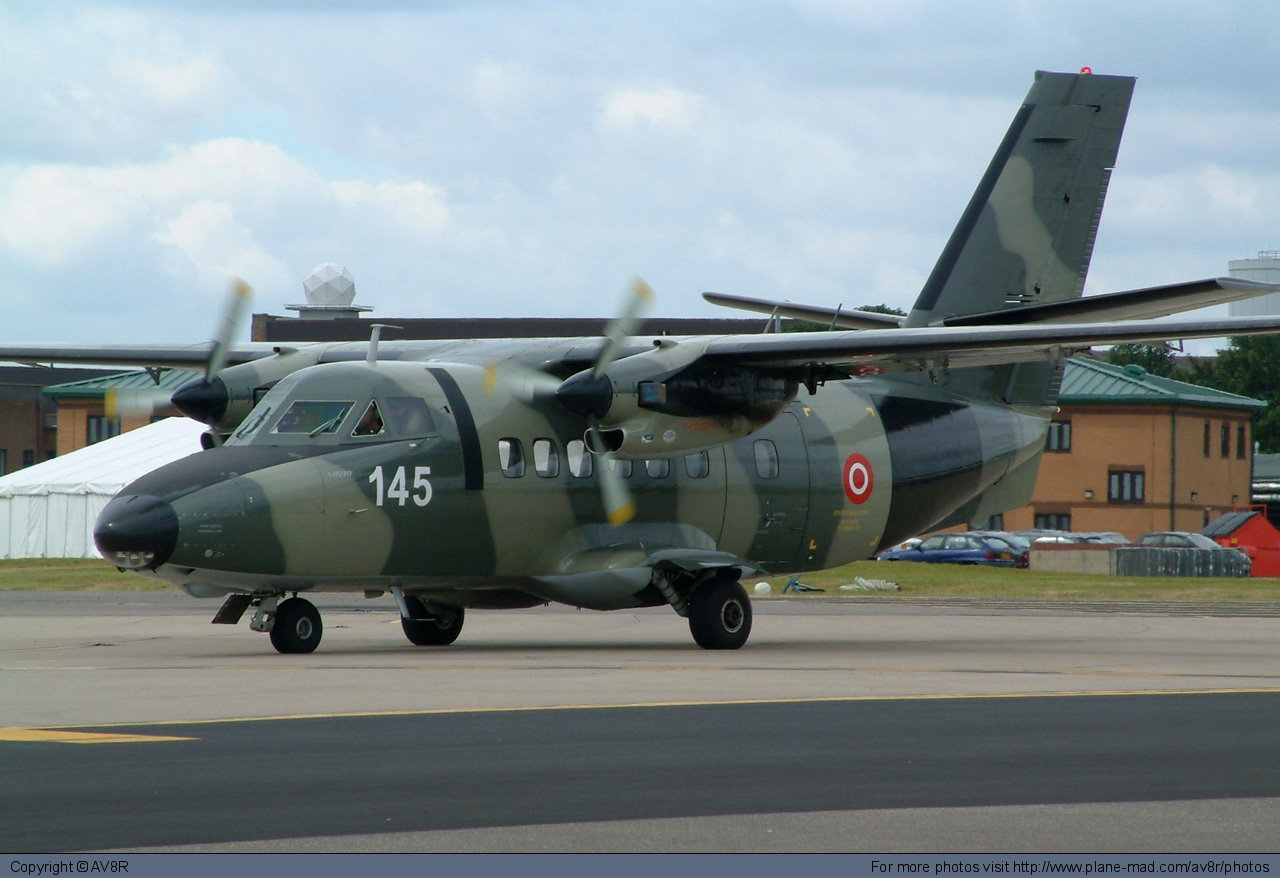 The Honduran Air Force orders two L410 STOL transporters