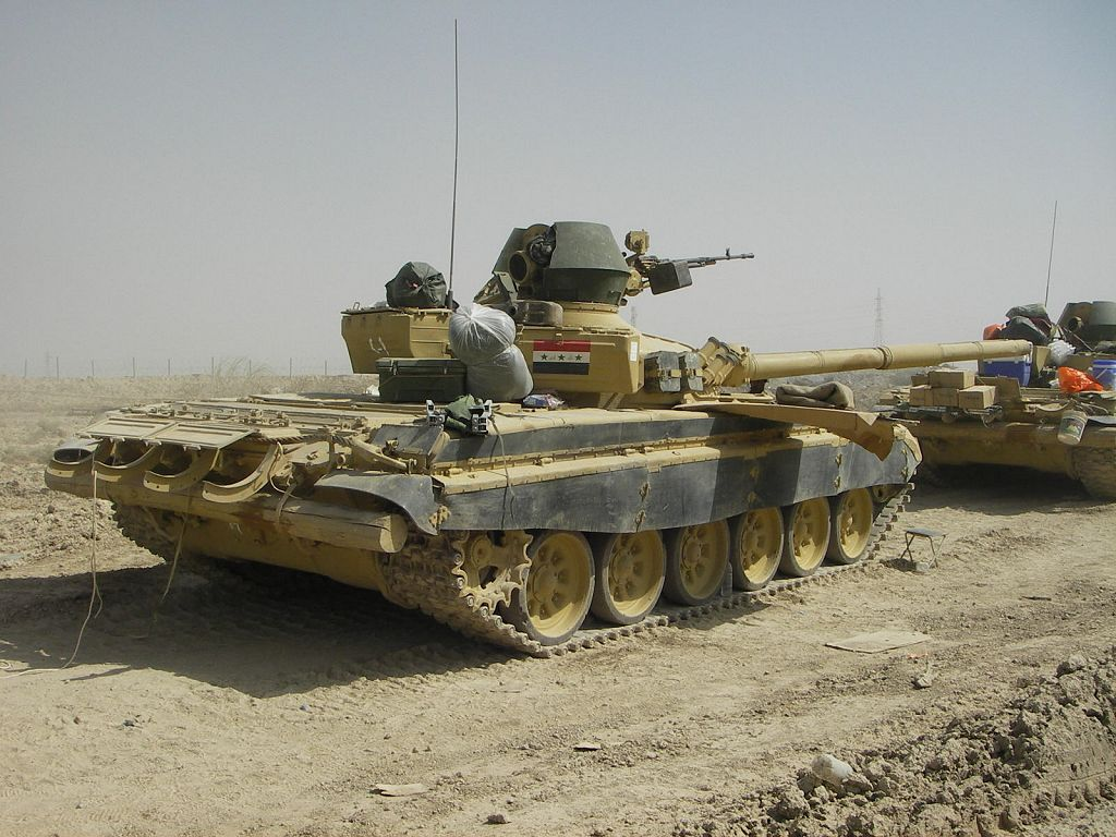 Czechs to Deliver 100 Repaired Tanks and APC to the Iraq