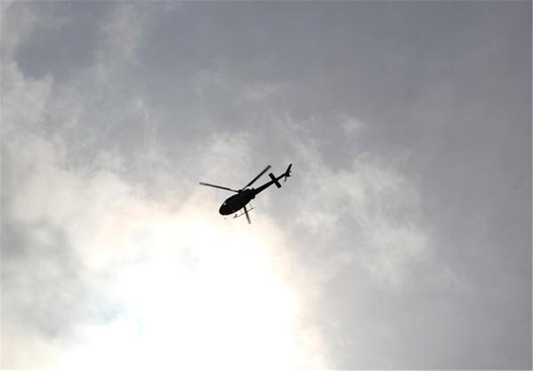 Three killed in air force helicopter crash north of Tehran