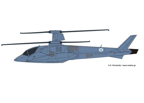 Promising high-speed helicopter (PSV) Kamov_UBK_VMF-580-x-1561