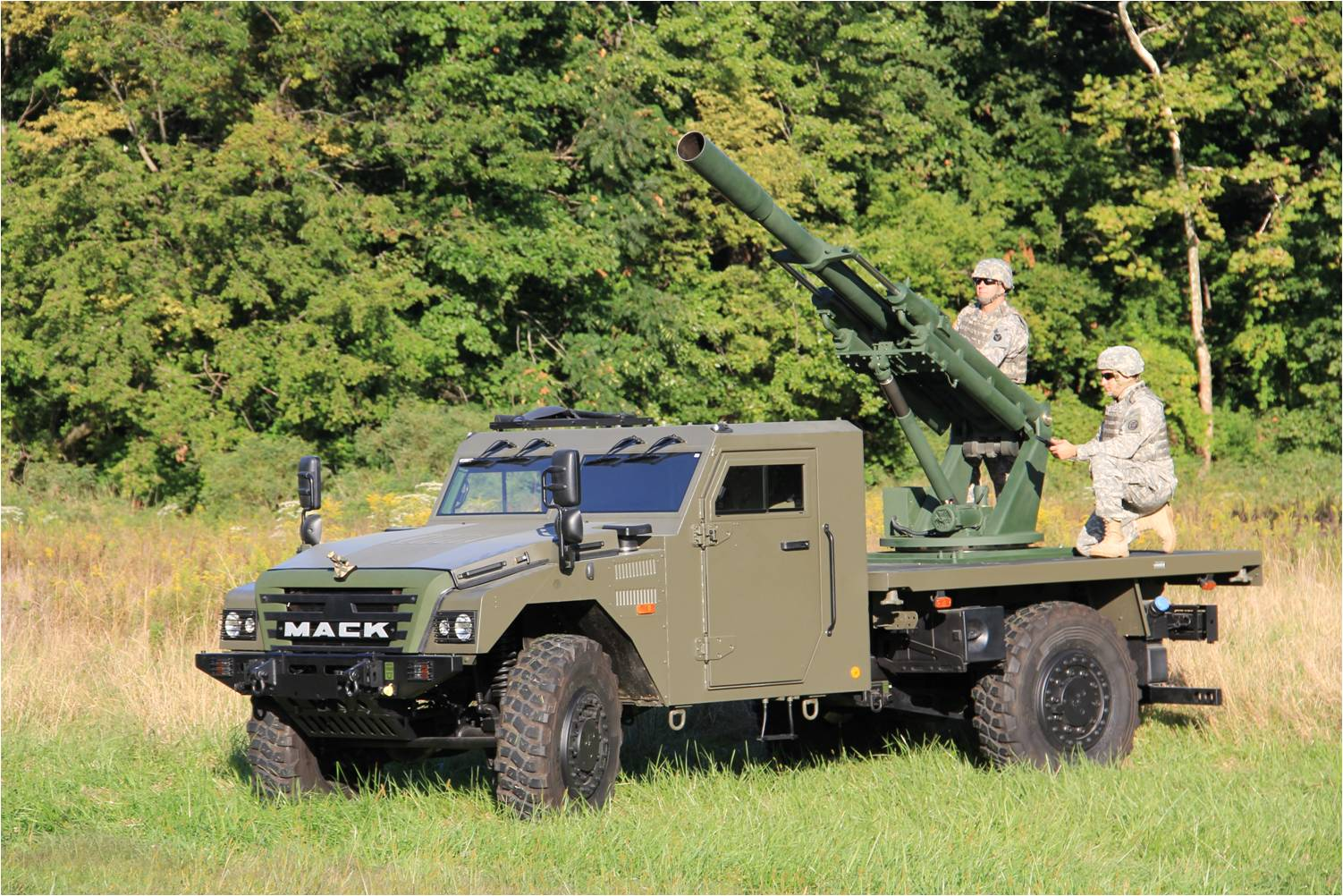 Volvo Group Government Sales will display several vehicles at IDEX 2015 exhibition