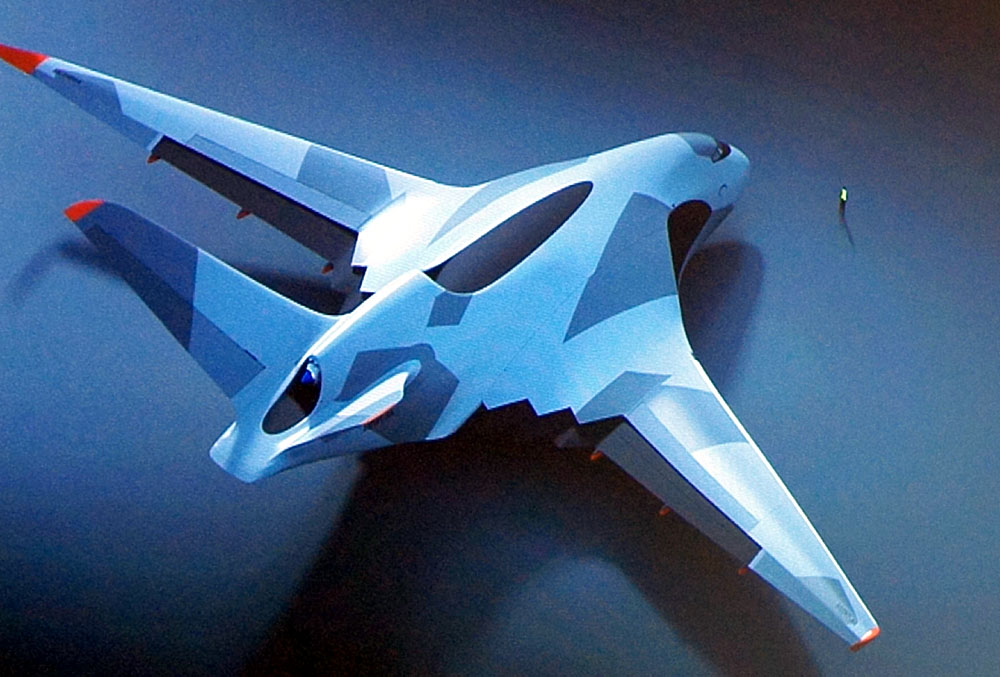 The Project of Russian Military Transport Aircraft Heavy Class