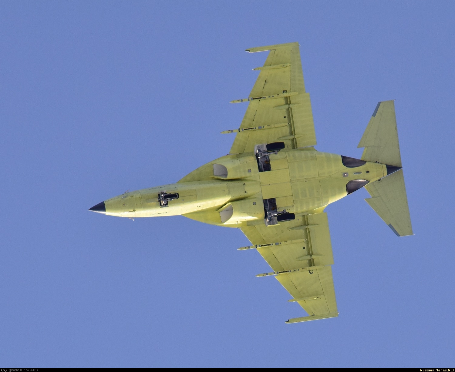 Made the first  flight Yak-130 for  Belarus
