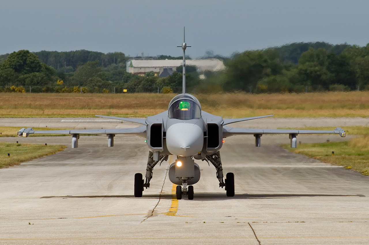 Slovakia to start talks with Sweden over the lease of Gripens