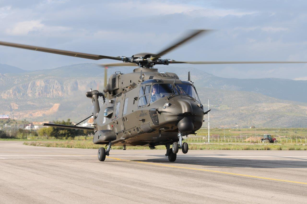 Airbus Helicopters rejects bribery allegations in Greek NH-90 deal