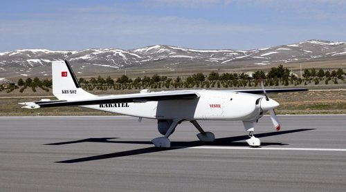 Turkish Drone  Karayel Passes  Critical  Flight Test with Payload of 51kg