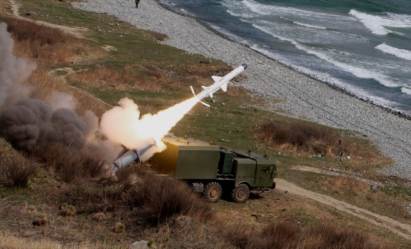 New  KH-35 Coastal Missile System «Bal»  Successfully Completed Live Firing in Russian Far East