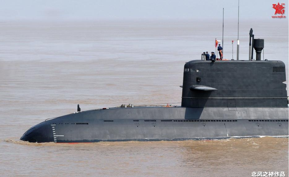 "Pakistan close to buying eight Type 041 ""Yuan"" SSK submarines from China"