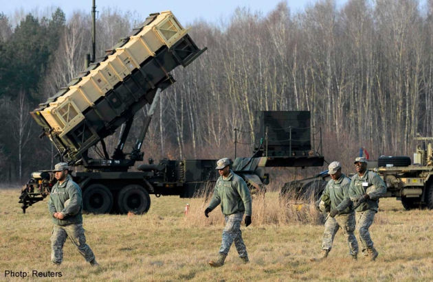Poland is buying US Patriot missiles