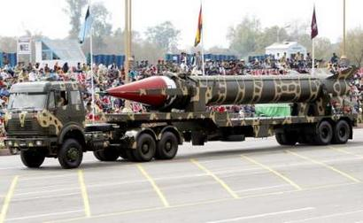 Pakistan successfully test fires nuclear-capable Ghauri missile