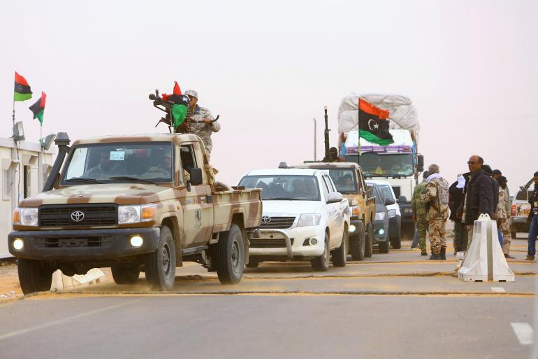 Russia To Supply Libya With Weapons If UN Embargo Is Lifted