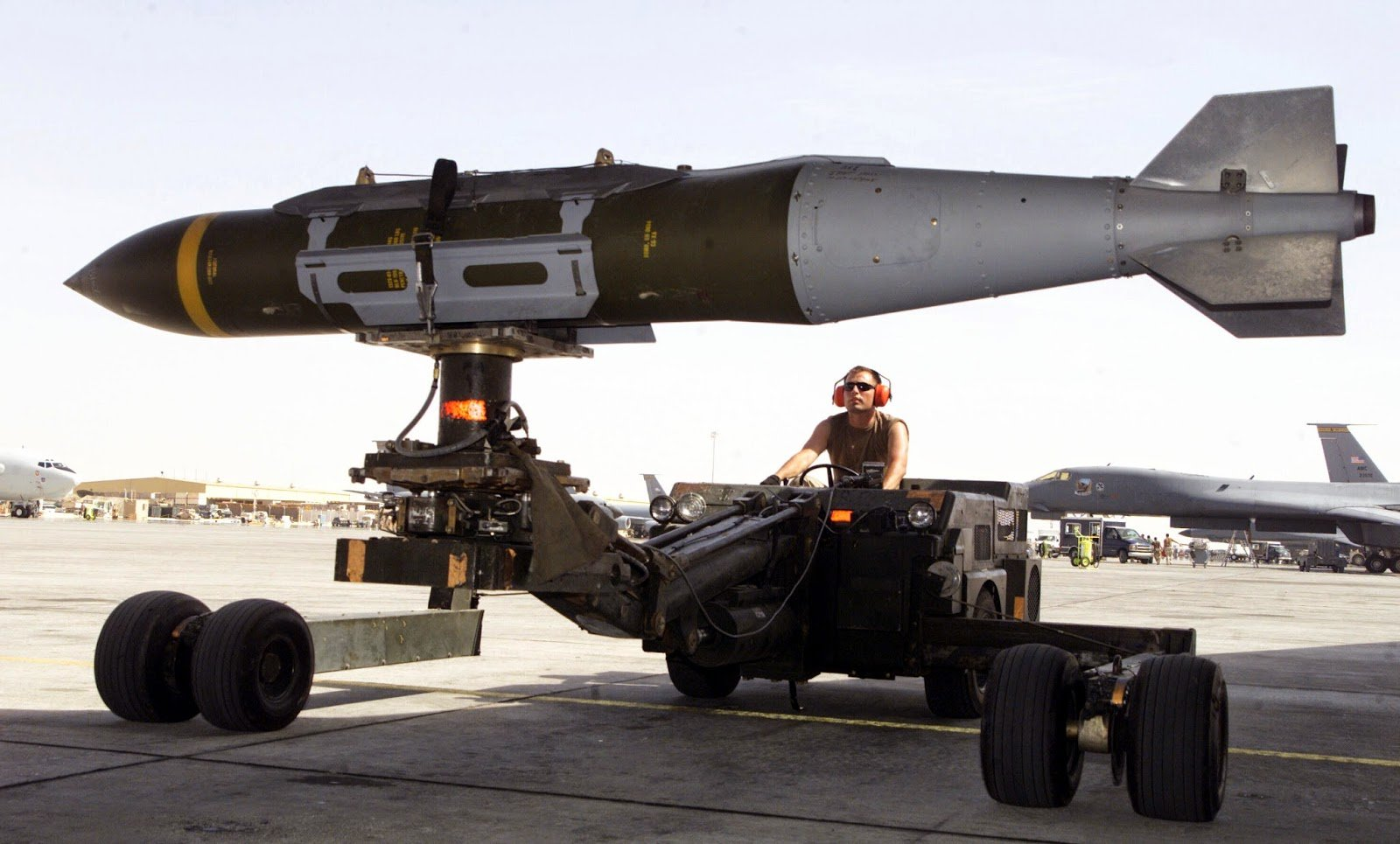 First Australian-Made JDAM Kit Delivered