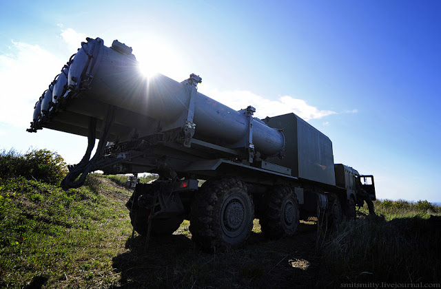Russia deploys new missiles in the far east 12