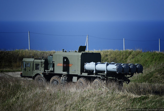 Russia deploys new missiles in the far east 8