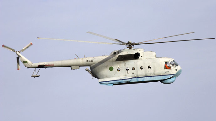 Russia could bring back Mi-14