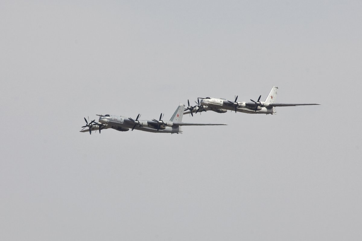 2 Russian nuclear-capable bombers entered US airspace near Alaska