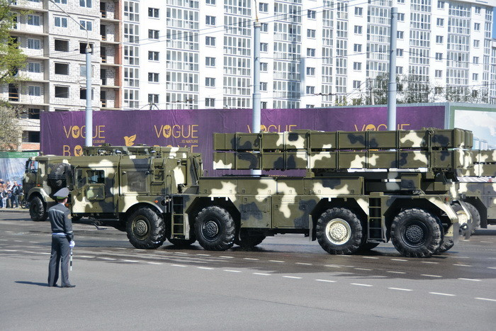 Belarusian Army buy Chinese guided MRL