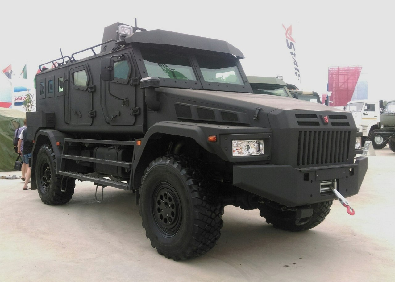 «Asteys» showed new armored vehicle «Patrol-A» - Defence Blog