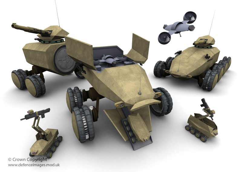 US Army Awards Contracts for FFV Designs