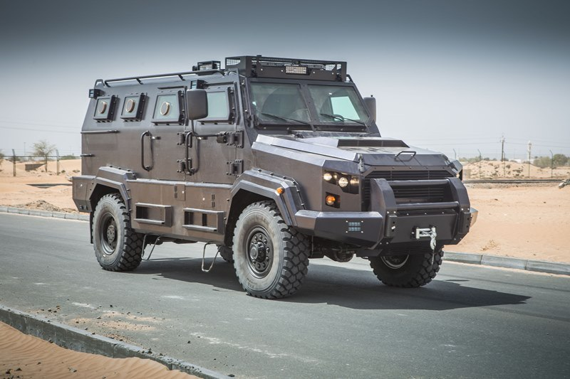 New Spartan Maxi – Armored Personnel Carriers