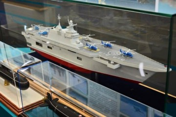 Russian helicopter carrier in response to the failed Mistral deal 1