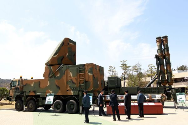 Cheolmae II  missile was successfully tested in South Korea is expected to mass production