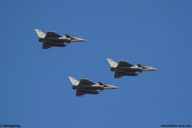Egypt to Receive its First Rafale Fighters