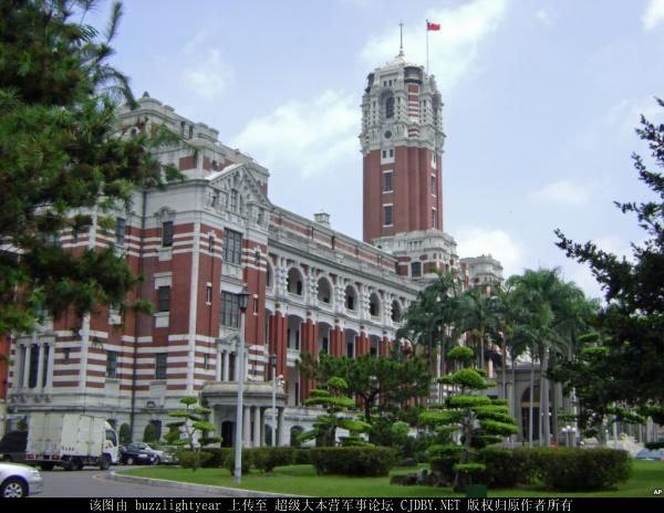 More photos of China practicing storming Taiwan presidential building 2