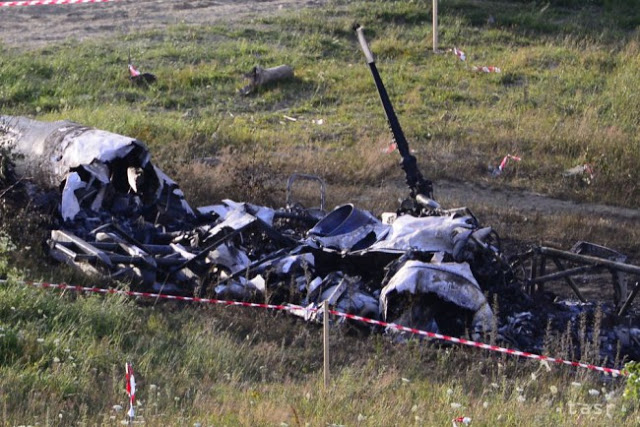 Slovakian Mi-17 helicopter crash kills one 2