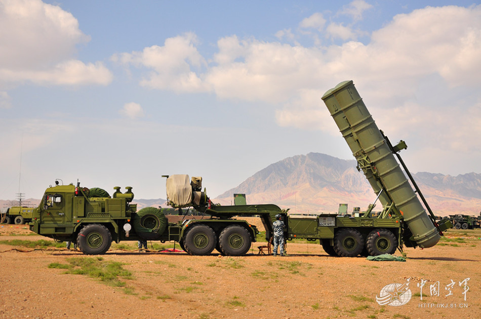 Operational PLA S-300PMU2 Favorit