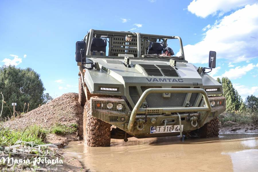 Photo of Uro Vamtac  Fast Attack Vehicle for Special Forces
