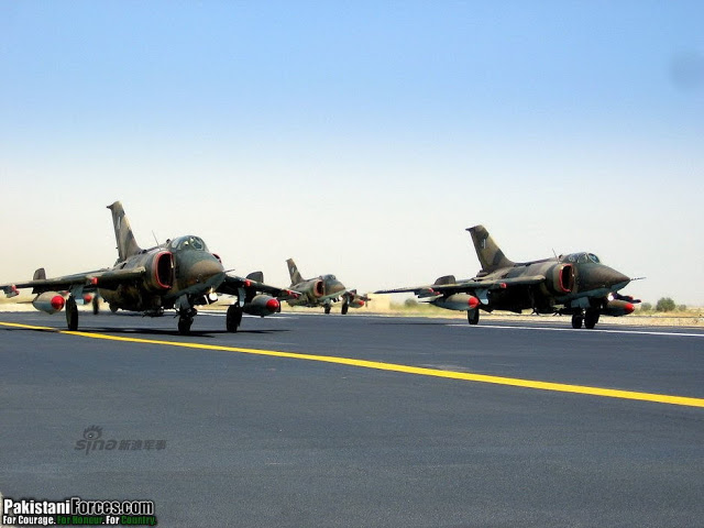 Pakistan Air Force retires Q-5 attack aircraft made in China